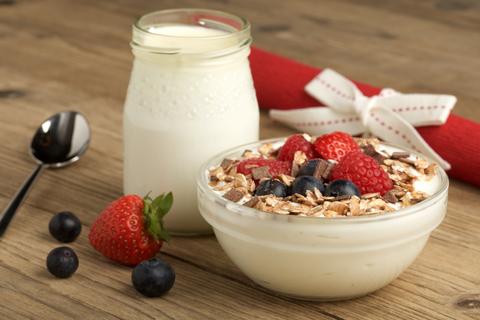yogurt alimento sano