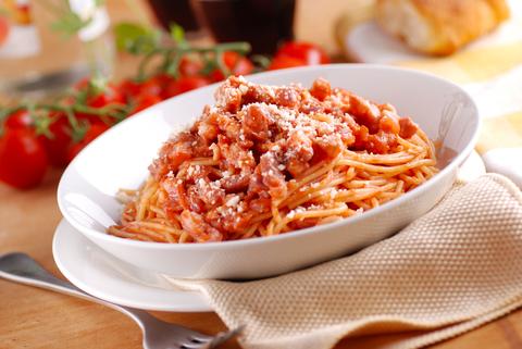 amatriciana ricetta spaghetti