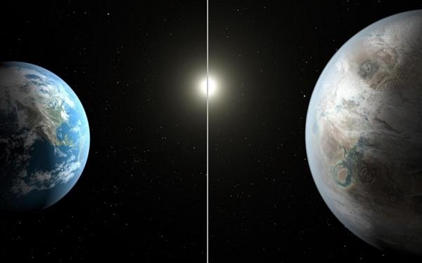 La Terra ha un Pianeta fratello a 40 anni luce di distanza