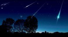 Liridi, attenzione allo sciame di stelle cadenti di fine aprile