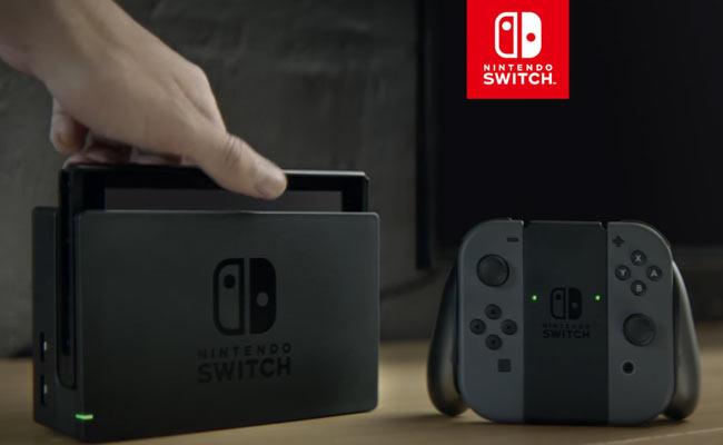 nintendo switch successo annunciato