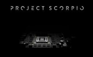 project scorpio microsoft