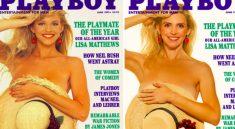 playboy sette modelle posano dopo anni