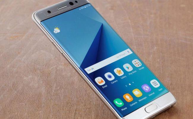Samsung Galaxy Note 8 disponibile ora negli store