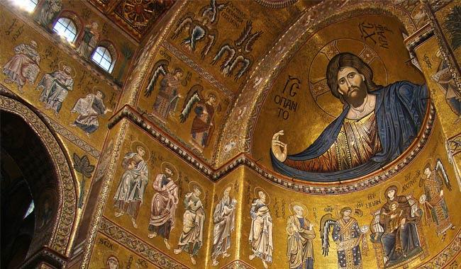 monreale museo del mosaico
