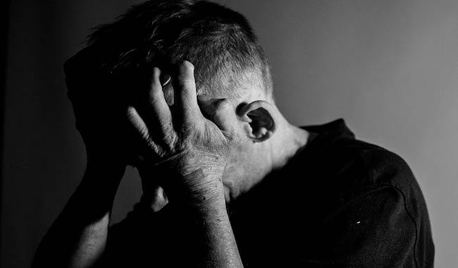 Depressione importante nel processo di invecchiamento