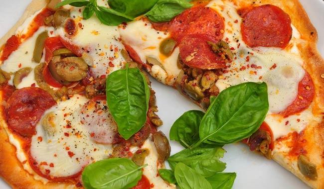 Dieta della pizza il sogno di ognuno di noi