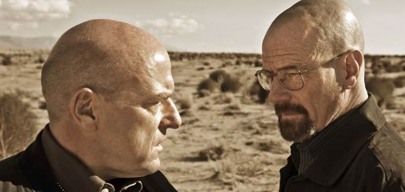 Breaking Bad, Vince Gilligan pensa ad un film
