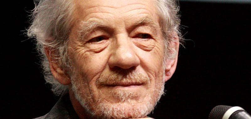 Gandalf Ian McKellen compie 80 anni