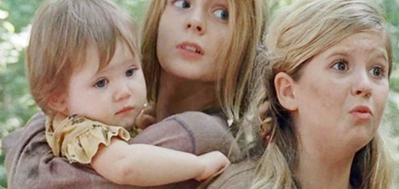 The Walking Dead spoiler Judith prendera il posto di Carl