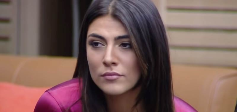 Giulia Salemi scontro con la madre Fariba