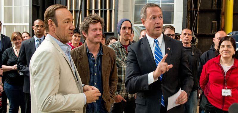 Kevin Spacey il ritorno in pubblico dopo le infamanti accuse