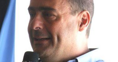Nicola Zingaretti ieri il giorno della proclamazione ufficiale a segretario del Pd