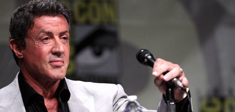 Sylvester Stallone incanta Cannes portando il suo ottimismo