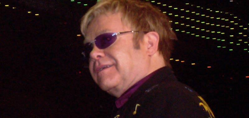 Elton John il suo film censurato in Russia