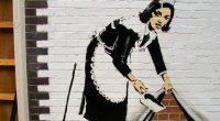 Bansky un suo quadro venduto ben 11 milioni di euro