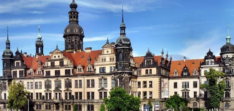 Germania incredibile furto al Castello di Dresda