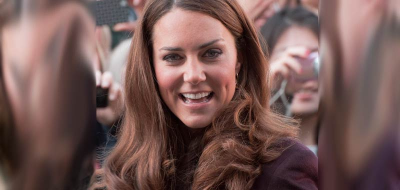 Kate Middleton niente evento per lei William resta solo