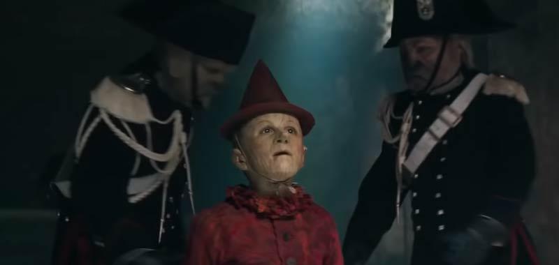 Al box office di Natale Pinocchio attende Zalone