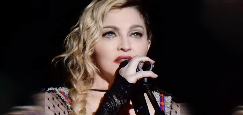 Madonna ha incontrato i genitori del suo fidanzato 26 enne