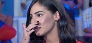 Giulia De Lellis non si vergogna de acne