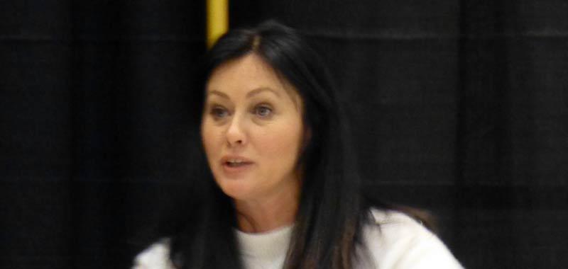 Shannen Doherty deve fare i conti con una nuova recidiva