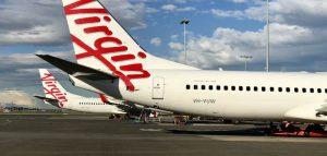 Anche la Virgin Australia naviga in cattive acque