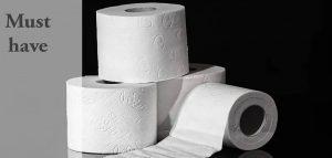 Nel mondo boom di acquisto di carta igienica