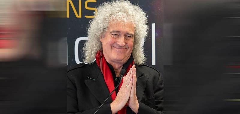 Brian May ha rischiato di morire