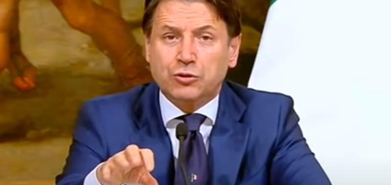 Conte riapre tutta Italia