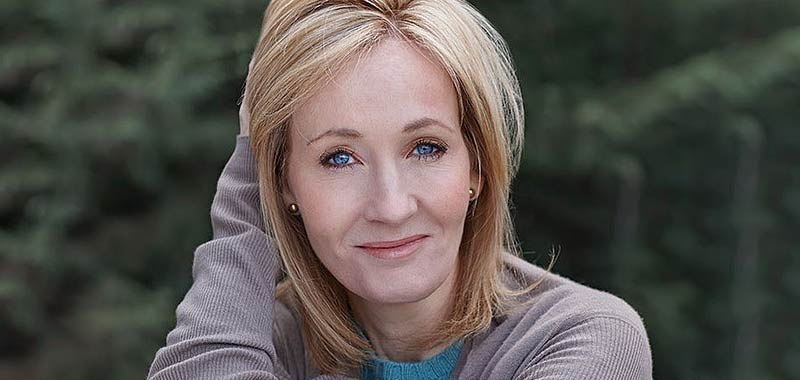 JK Rowling rivela Io vittima di molestie