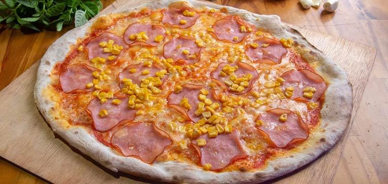 Pietra refrattaria un trucco per una pizza perfetta