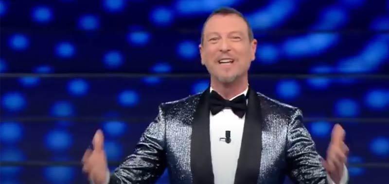 Amadeus prime indiscrezioni su Sanremo 2021