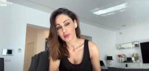 Anna Tatangelo parla della sua rottura con Gigi DAlessio