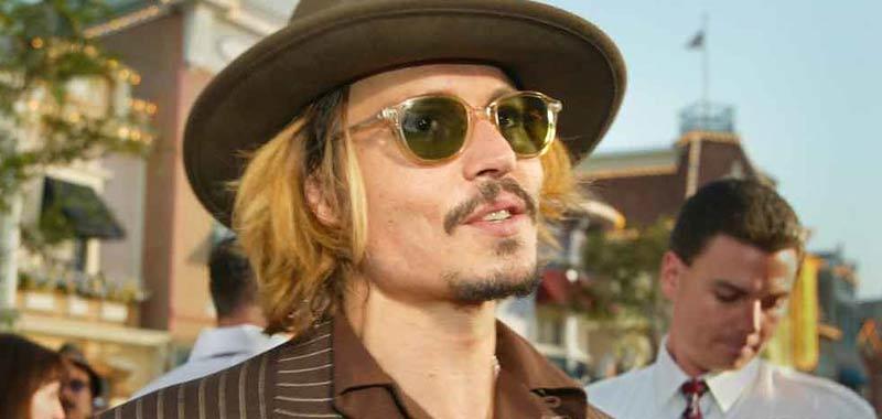 Droga ed alcol nella vita di Johnny Depp
