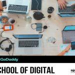 GoDaddy School of Digital: al via la scuola del digitale per PMI e imprenditori