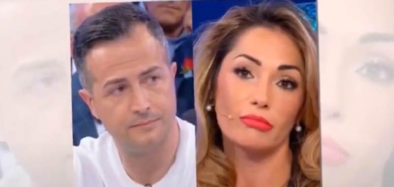 Uomini e donne Ida Platano conferma la rottura con Riccardo