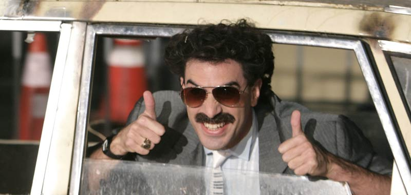 Borat Amazon produce il secondo episodio
