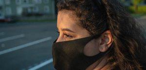 Utilizzo della mascherina porta ad una secchezza oculare