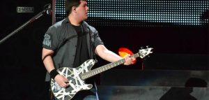 Eddie Van Halen Il figlio sbotta sui social