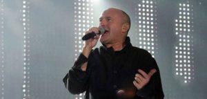 Phil Collins manda lo sfratto alla sua ex moglie
