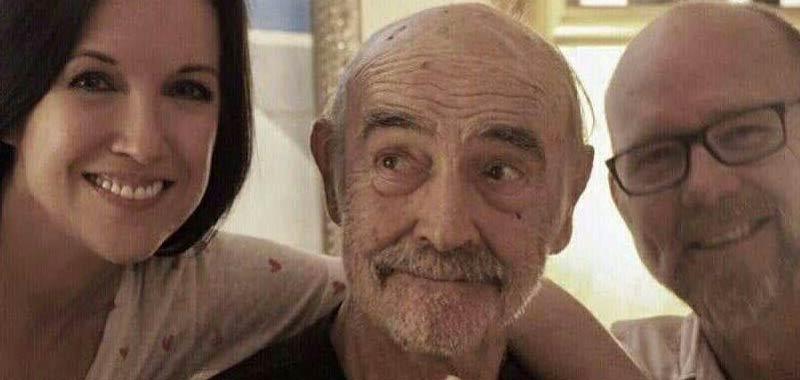 Sean Connery la moglie rivela Ceneri disperse in Scozia