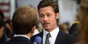 Brad Pitt passera il Natale con tre dei suoi figli