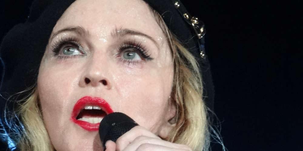 Madonna Il suo primo tatuaggio a 62 anni